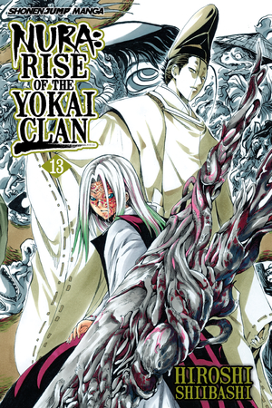 Nura: Rise of the Yokai Clan Vol. 13: Conflict