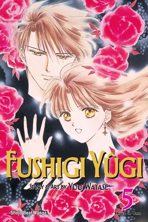 Fushigi Yûgi VIZBIG Edition Vol. 5: Fushigi Yûgi, VIZBIG Edition Volume 5