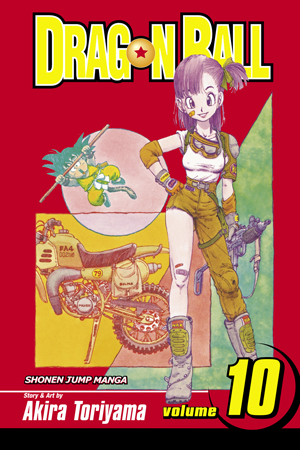 Dragon Ball Vol. 10: Return To The Tournament