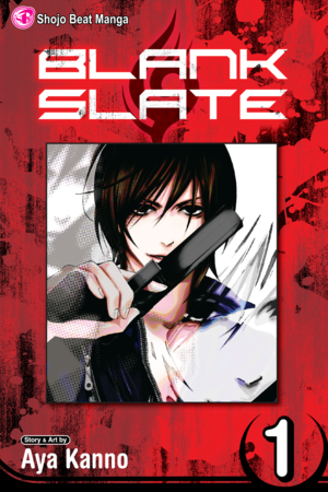 Blank Slate Vol. 1: Blank Slate, Volume 1