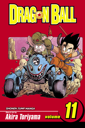 Dragon Ball Vol. 11: The Eyes of Tenshinhan