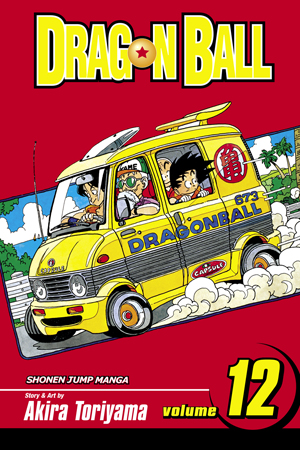 Dragon Ball Vol. 12: The Demon King Piccolo
