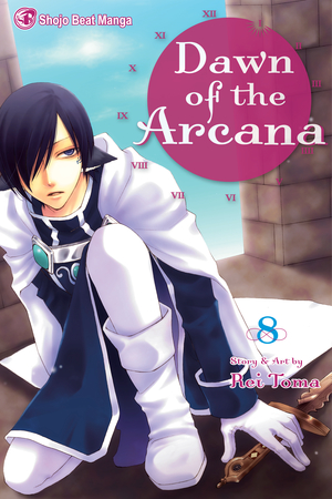 Dawn of the Arcana Vol. 8: Dawn of the Arcana, Volume 8