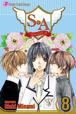 S.A: Special A Vol. 8: Special A, Volume 8
