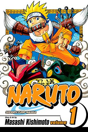 Naruto Vol. 1: Uzumaki Naruto