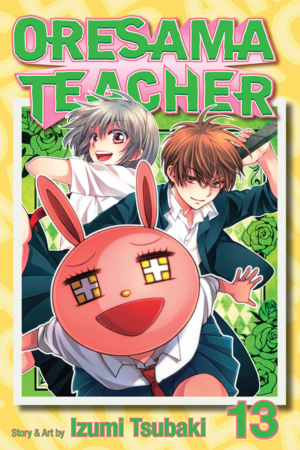 Oresama Teacher, Volume 13