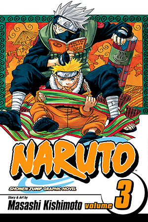 Naruto Vol. 3: Dreams