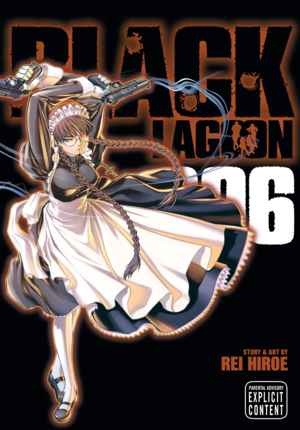 Black Lagoon Vol. 6: Black Lagoon, Volume 6