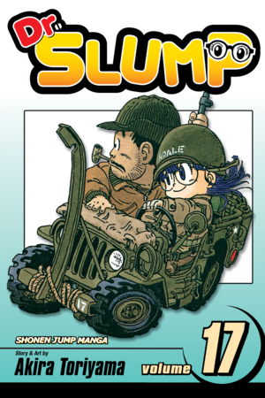 Dr. Slump Vol. 17: Dr. Slump, Volume 17