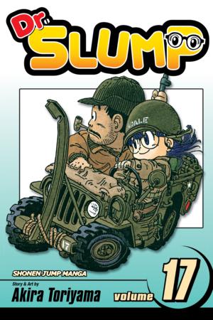 Dr. Slump Vol. 17: Dr. Slump, Volume 17