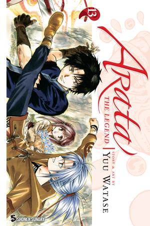 Arata: The Legend Vol. 13: Arata: The Legend, Volume 13