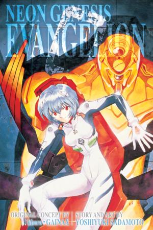 Neon Genesis Evangelion 3-in-1 Edition Vol. 2: Neon Genesis Evangelion 3-in-1 Edition, Volume 2