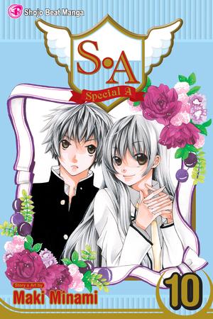 S.A: Special A Vol. 10: Special A, Volume 10