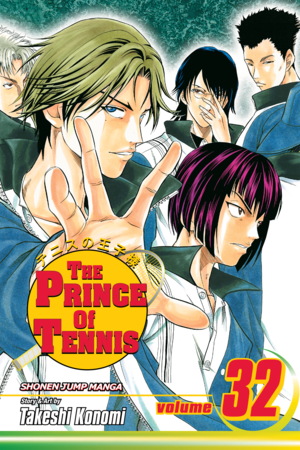 The Prince of Tennis Vol. 32: Two of a Cunning Kind