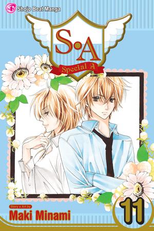 S.A: Special A Vol. 11: Special A, Volume 11