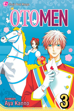 Otomen Vol. 3: Otomen, Volume 3