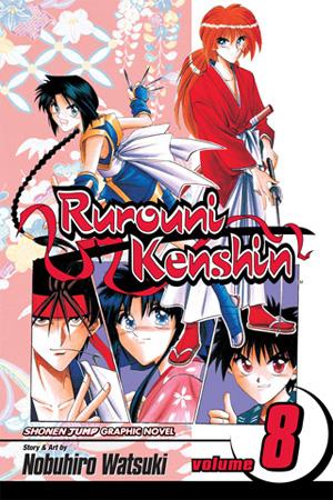 Rurouni Kenshin Vol. 8: On the East Sea Road