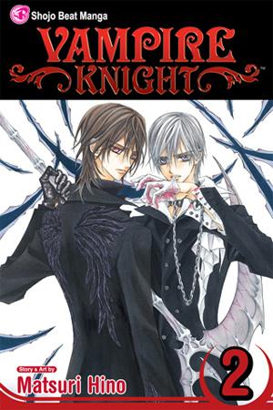 Vampire Knight, Volume 2
