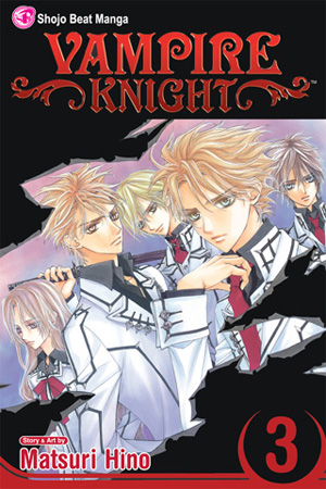 Vampire Knight Vol. 3: Vampire Knight, Volume 3