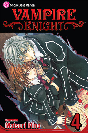 Vampire Knight Vol. 4: Vampire Knight, Volume 4