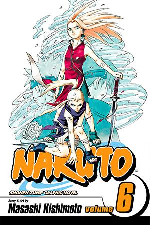 Naruto Vol. 6: Predator