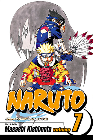 Naruto Vol. 7: The Path You Should Tread