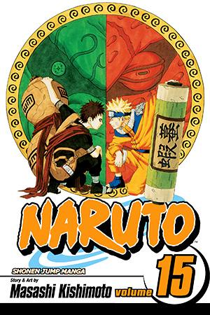 Naruto Vol. 15: Naruto's Ninja Handbook!