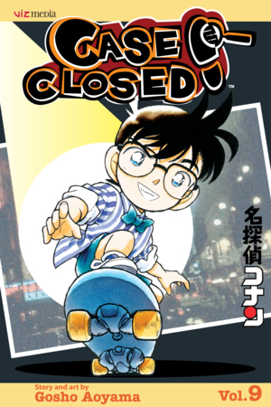 Case Closed Vol. 9: Case Closed, Volume 9