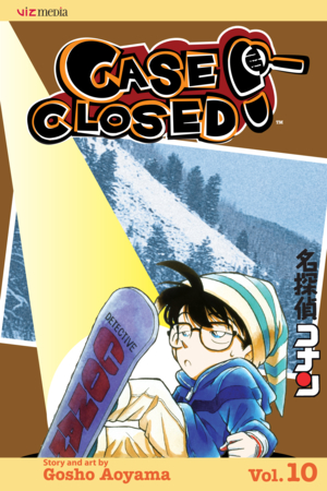Case Closed Vol. 10: Case Closed, Volume 10