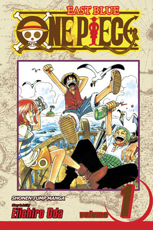 One Piece Vol. 1: Romance Dawn