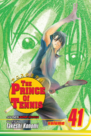 The Prince of Tennis Vol. 41: Final Showdown! The Prince vs. the Child of the Gods
