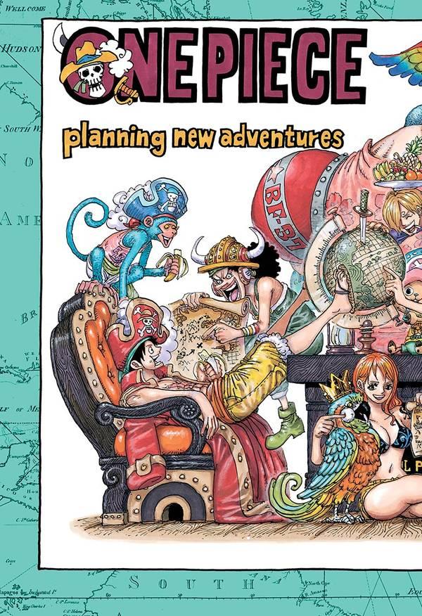 VIZ | Read One Piece, Chapter 937 Manga - Official Shonen ...