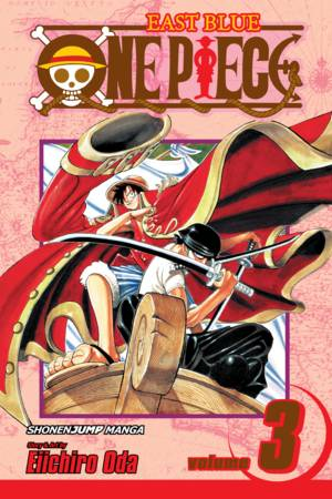 One Piece Vol. 3: Don't Get Fooled Again