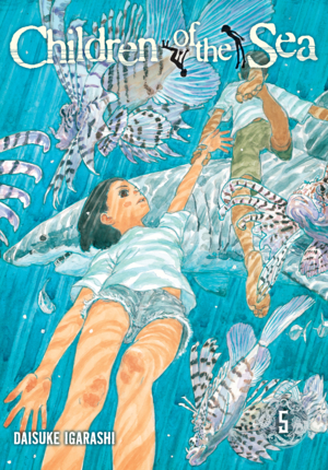 Children of the Sea Vol. 5: Children of the Sea, Volume 5
