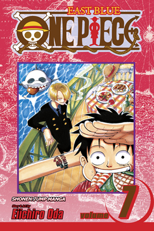 One Piece Vol. 7: The Crap-Geezer