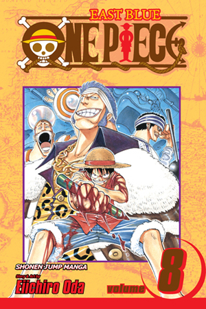 One Piece Vol. 8: I Won't Die