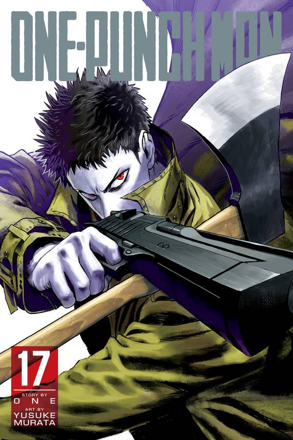 Viz Read One Punch Man Manga Free Official Shonen Jump From Japan