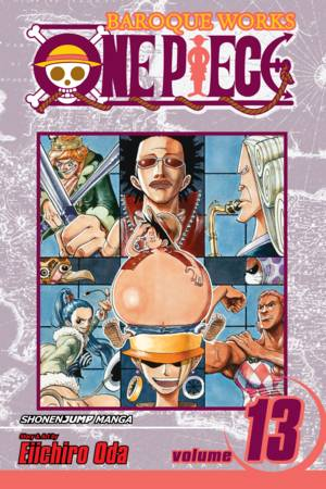 One Piece Vol. 13: It's All Right!