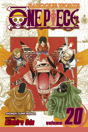 One Piece Vol. 20: Showdown at Alubarna