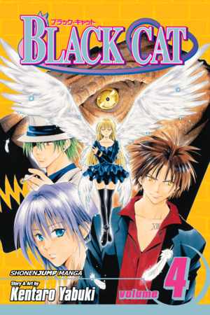 Black Cat Vol. 4: One-Day Darling