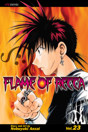 Flame of Recca, Volume 23