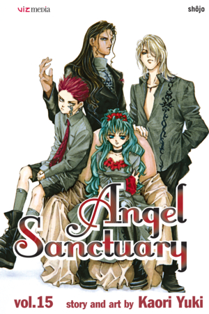 Angel Sanctuary Vol. 15: High Crimes