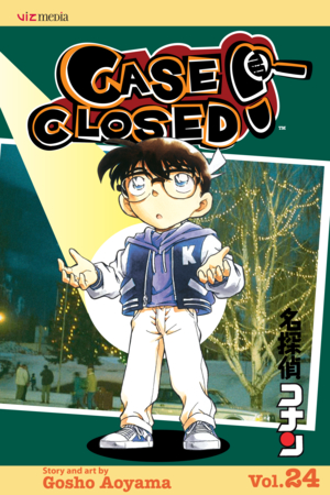 Case Closed Vol. 24: Love and Death