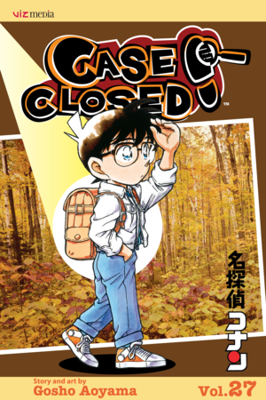 Case Closed Vol. 27: Game On
