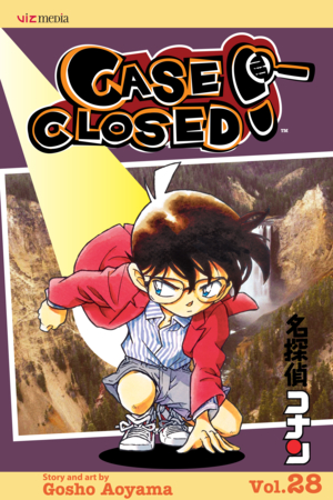 Case Closed Vol. 28: The Mermaid Vanishes