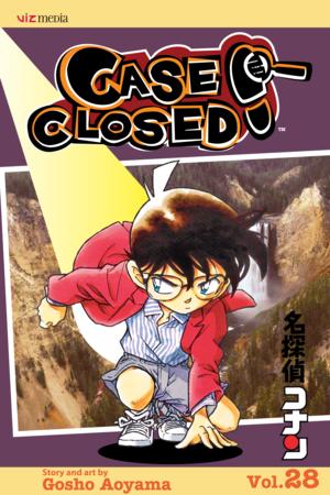 Case Closed Vol. 28: The Mermaid Vanishes
