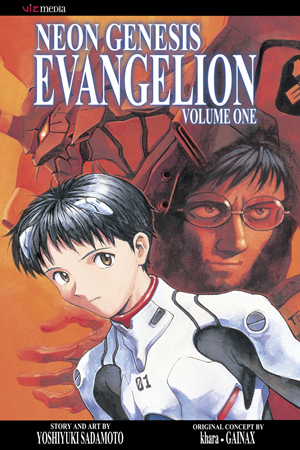 Neon Genesis Evangelion Vol. 1: behold the angels of God descending