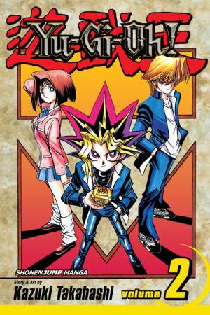 Yu-Gi-Oh! Vol. 2: The Cards with Teeth