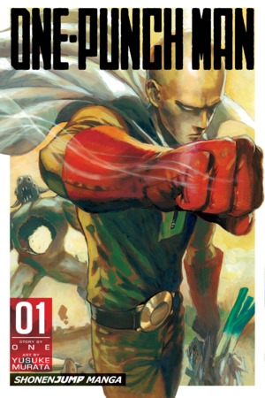 One-Punch Man Vol. 1: Free Preview!!