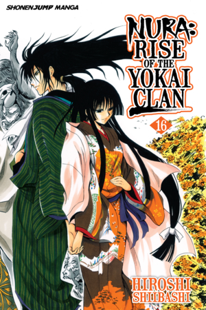 Nura: Rise of the Yokai Clan Vol. 16: Rikuo's Declaration